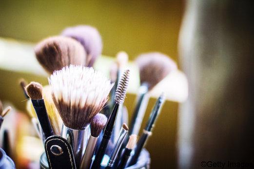 Make-up-Pinsel & Co. richtig reinigen