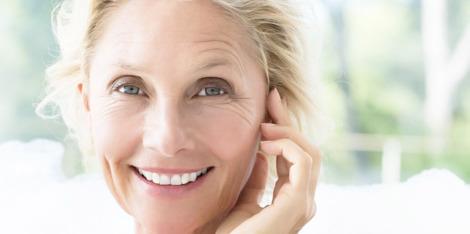 Verhaltensbedingte Hautalterung