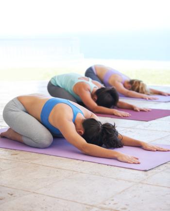Bikram Yoga: Der neue Sporttrend Hot Yoga