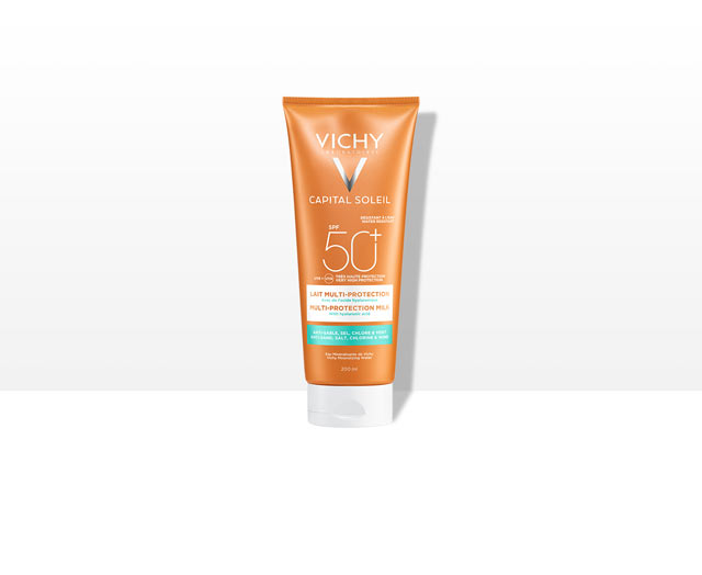 Beach Protect - Lait multi-protection - SPF 50