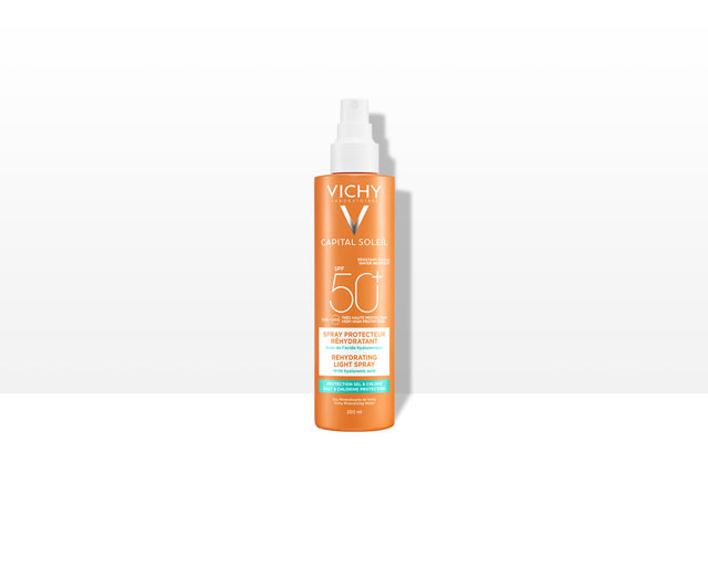 Beach Protect - Spray anti-déshydratation  - SPF 50+