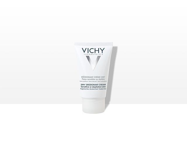 Déodorant crème peau sensible 24h