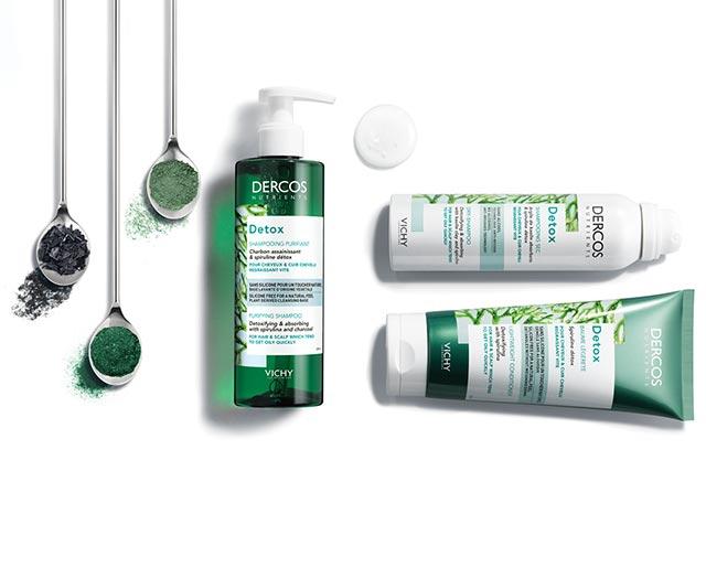 Shampoing Detox - cheveux gras