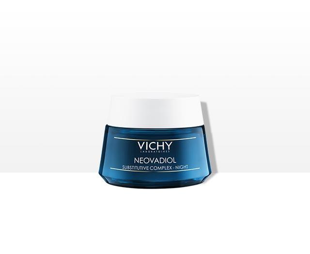 Complexe Substitutif Soin nuit volume et densité pour peaux matures