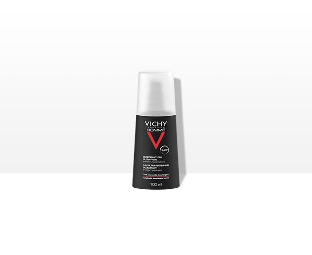 Déodorant vaporisateur 24h ultra-frais