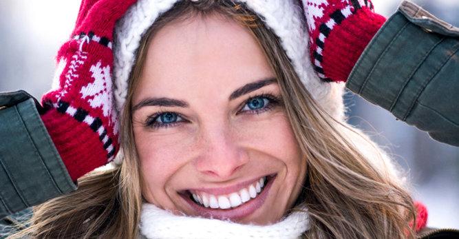 3 astuces pour avoir bonne mine en hiver