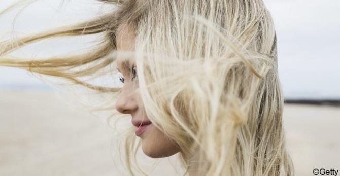 Cuir chevelu sensible, comment se sécher les cheveux ?