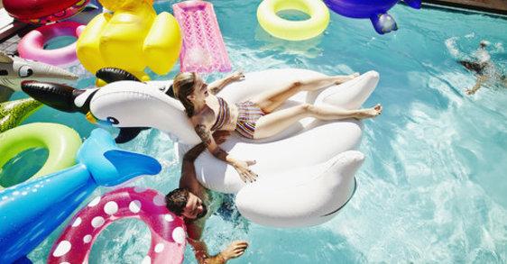 Les bons accessoires à utiliser à la piscine