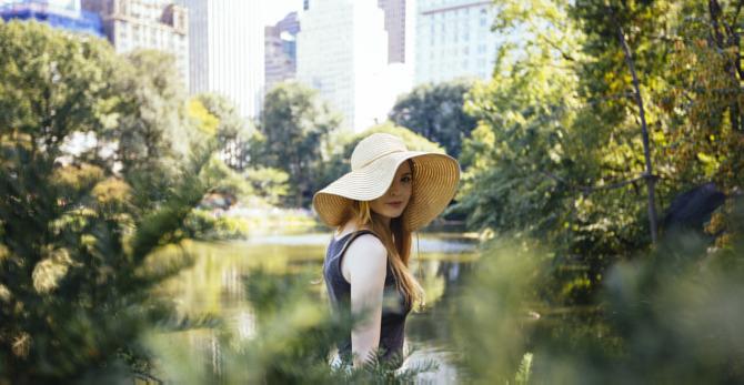 Je reste en ville : les 3 réflexes belle peau de l'été