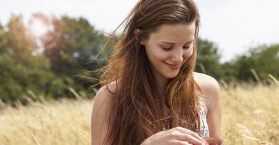 4 nutriments pour de beaux cheveux