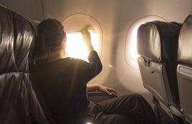 Soins Vichy - Voyage en avion