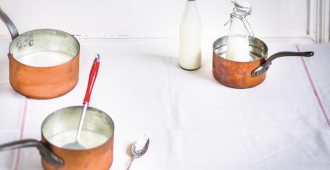 Recette : comment préparer du lait fermenté ?