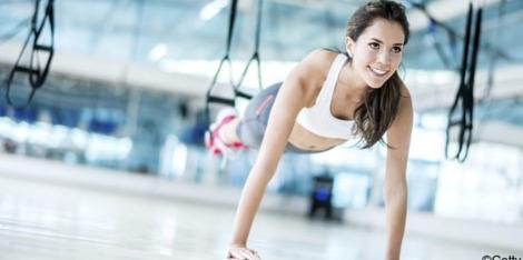 Gym suédoise, la gym de la bonne humeur