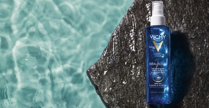 3 raisons de craquer pour un soin après-soleil sous la douche