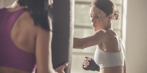Et si la boxe était le nouveau yoga ?