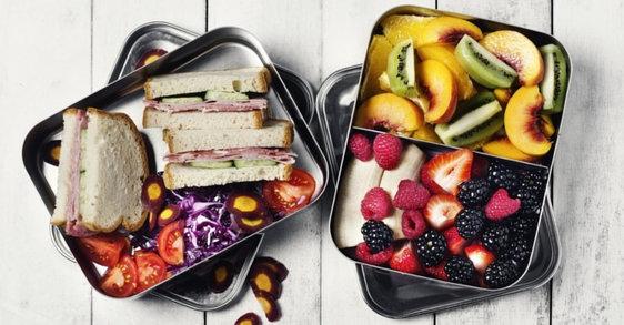 """Le """"meal prep"""" : notre meilleur allié pour un Noël healthy"""