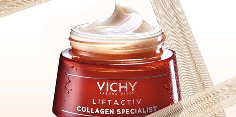 Liftactiv Collagen Specialist : le soin Vichy anti-âge parfait pour combattre la perte de collagène