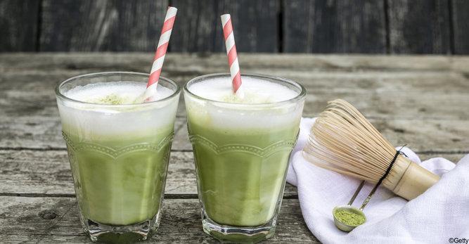 Matcha, le thé vert qui vous veut du bien