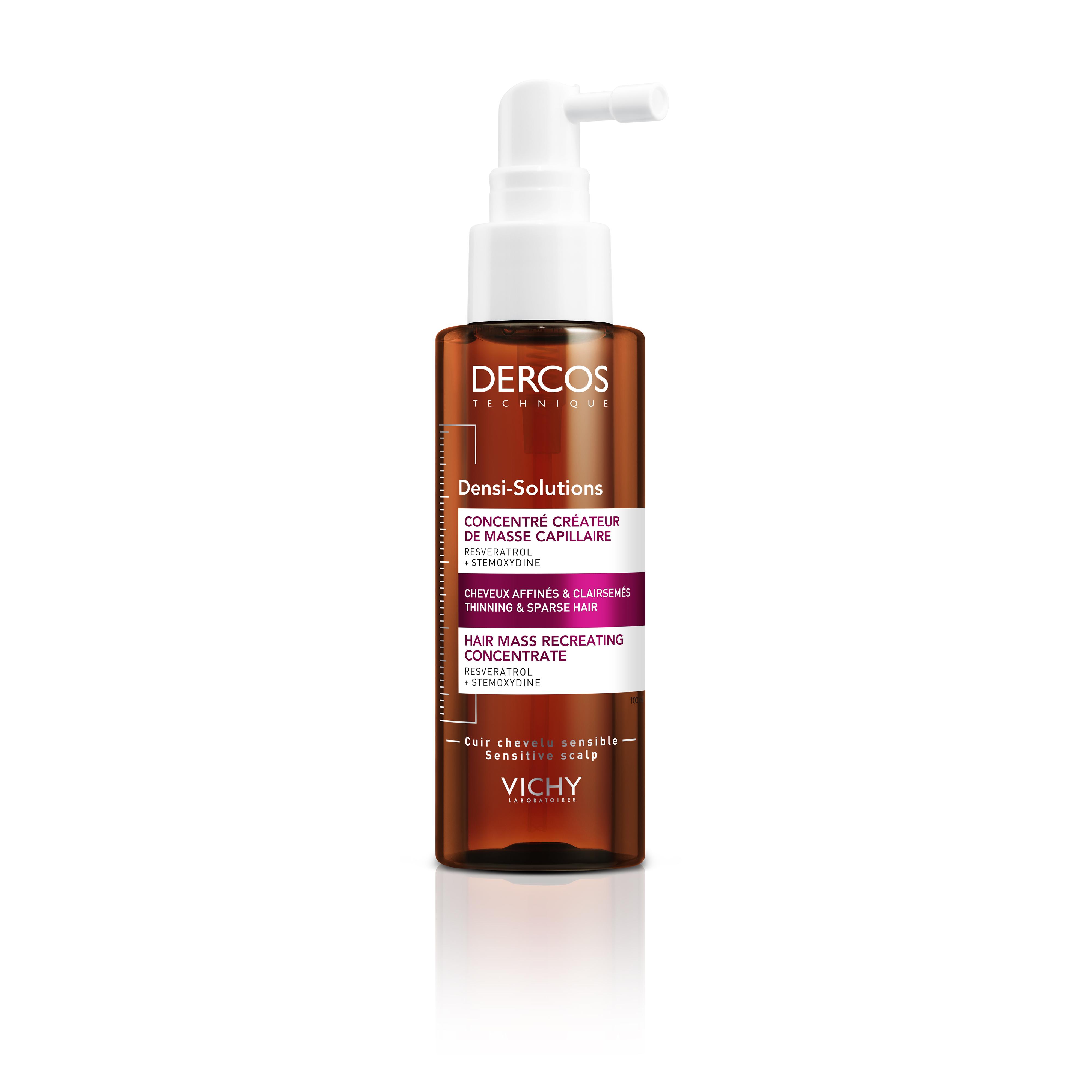 DERCOS Densi-Solutions - Faites pousser vos cheveux plus vite