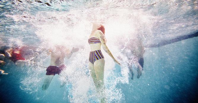 Quel gel douche après la piscine ?