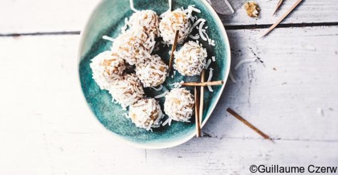 Recette zéro sucre : les energy balls